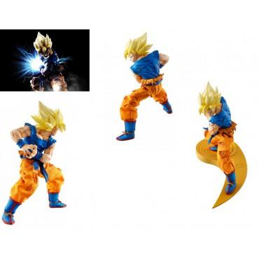 Dragon Ball - Megahouse - D.O.D.O.D. Pvc Figure Statue - Dragon Ball Z - Son Gokou SSJ
