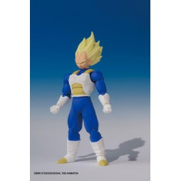 Dragon Ball Shodo - Dragon Ball Z Renewal - Vegeta SSJ Action Figure