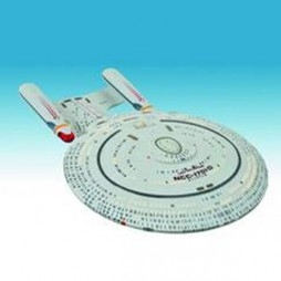 STAR TREK - The Next Generation Enterprise D Ship