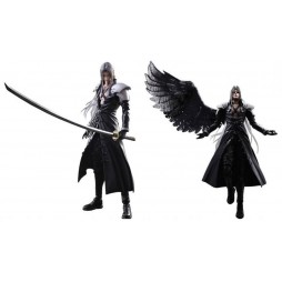 Final Fantasy VII Advent Children - Play Arts Kai - SEPHIROTH