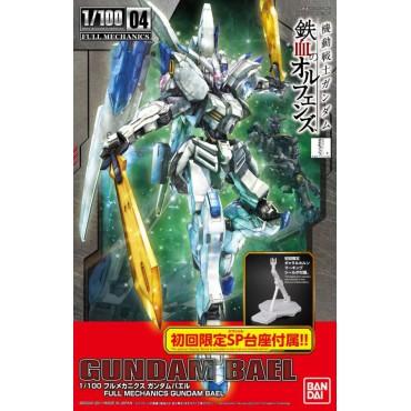 Gundam 1/100 04 - GUNDAM BAEL FULL MECHANICS Iron-Blooded Orphans