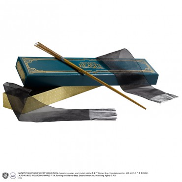 HARRY POTTER - Animali Fantastici e Dove Trovarli - Fantastic Beasts And Where To Find Them - Bacchetta Magica Wand - Ne