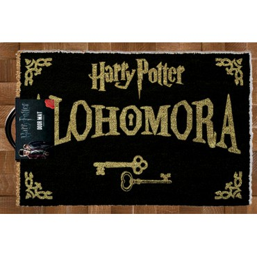 Harry Potter - Doormat - Zerbino - Alohomora - Pyramid