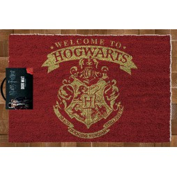 Harry Potter - Doormat - Zerbino - Hogwarts - Pyramid