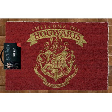Harry Potter - Doormat - Zerbino - Hogwarts - Pyramid