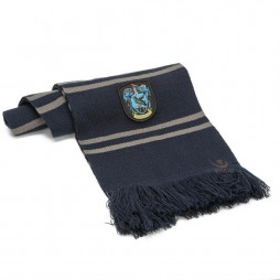 HARRY POTTER - Sciarpa Corvonero - Blu Scuro - Cinereplicas