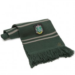 HARRY POTTER - Sciarpa Serpeverde - Verde Scuro - Cinereplicas