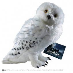 Harry Potter Plush - Hedwig - Peluche 30 cm