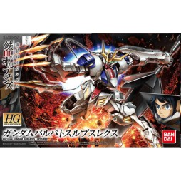 HG IRON-BLOODED ORPHANS 033 - GUNDAM BARBATOS LUPUS REX 1/144