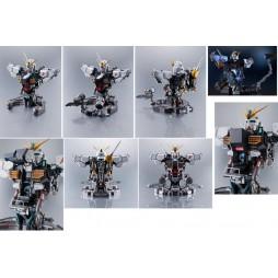 Kido Senshi Gundam - Formania EX Nu Gundam - Formania - Die Cast BUST - DX Chogokin VF-31F Siegfried Messer - Bandai