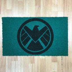Marvel Comics - Doormat - Zerbino - Avengers - S.H.I.E.L.D. Logo - SD Toys