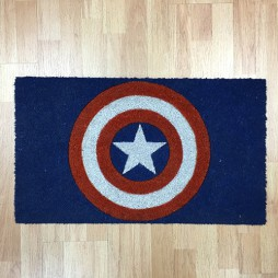 Marvel Comics - Doormat - Zerbino - Captain America - Shield - SD Toys