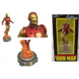 Marvel Comics - Iron Man - Marvel Gallery Figure - PVC Statue - Bob Layton Iron Man
