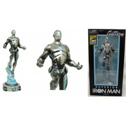 Marvel Comics - Iron Man - Marvel Gallery Figure - PVC Statue - Superior Iron Man - San Diego Comicon Exclusive