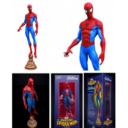 Marvel Comics - The Amazing Spider-Man - Marvel Gallery Figure - PVC Statue - Spider-Man