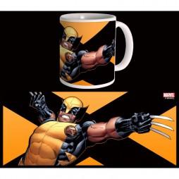 Marvel Comics - X-Men - Tazza - Mug Cup - Wolverine - Semic