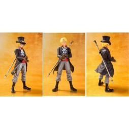 One Piece - Figuarts Zero - Gold Movie - Sabo Tamashi Web Exclusive