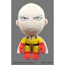 One Punch Man Plush - Saitama Angry - Peluche 26 cm