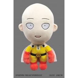 One Punch Man Plush - Saitama Happy - Peluche 26 cm