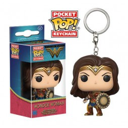Pocket POP! DC Comics - Wonder Woman Movie - Wonder Woman - Vinyl Figure Keychain