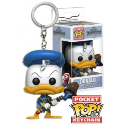 Pocket POP! Disney - Kingdom Hearts - Donald - Vinyl Figure Keychain