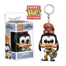Pocket POP! Disney - Kingdom Hearts - Goofy - Vinyl Figure Keychain