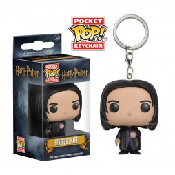 Pocket POP! Harry Potter - Severus Snape - Vinyl Figure Keychain