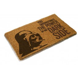 Star Wars - Doormat - Zerbino - Vader Don\'t Underestimate The Power Of The Dark Side - SD Toys