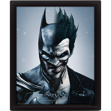 Poster 3D Lenticolare - Dc Comics - Batman - Poster - Batman and Joker