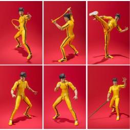 S.H. Figuarts Bruce Lee Yellow Suit