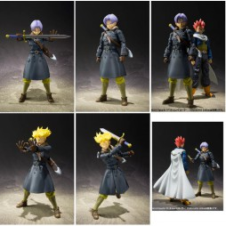 S.H. Figuarts Dragon Ball Xenoverse 2: Trunks (Normal and SSJ)