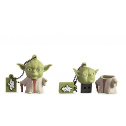 Star Wars - EP. VII T.F.A. The Force Awakens - CHIAVETTA USB 16GB - USB Pen drive - Yoda