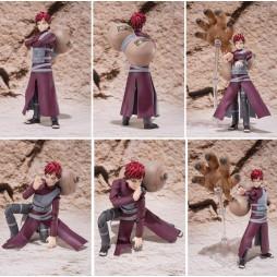 S.H. Figuarts Naruto: Gaara (Del Deserto) Action Figure - Tamashi Web Exclusive