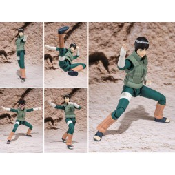 S.H. Figuarts Naruto: Rock Lee Action Figure - Tamashi Web Exclusive