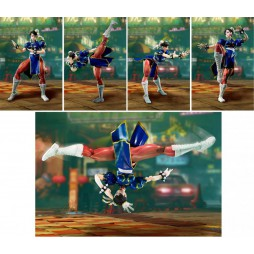 S.H. Figuarts Street Fighter 5 - Chun Li Action Figure