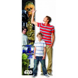Star Wars - Height Chart - Misuratore Di Altezza