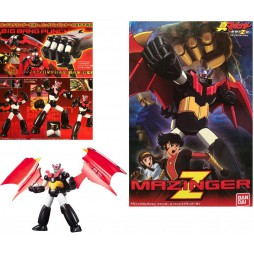 Shin Mazinga Z - Shin Mazinger Z - Shin God Scrander Mazinger Z - Plastic Model Kit - Bandai
