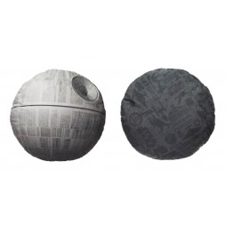 Star Wars - Cuscino - Double Face - Death Star/SW Shapes