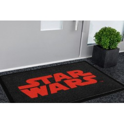 Star Wars - Doormat - Zerbino - Star Wars Red Logo - SD Toys