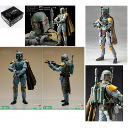 Star Wars - EP. V E.S.B. - ArtFX + 1/10 scale Statue - Boba Fett - Cloud City Vers.