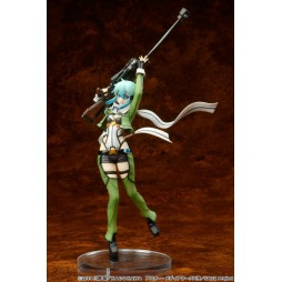 Sword Art Online 2 - Kaitendoh - 1/7 Statue - Sinon Re-Run