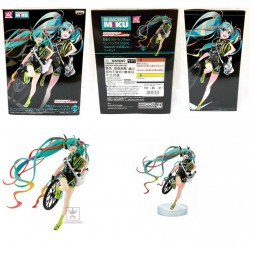 Vocaloid Hatsune Miku - SQ Figure - Hatsune Miku Racing Version 2016