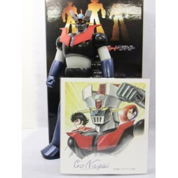 Mazinger Z - Mazinga Z - Big Size Marmit Sculture 60cm By Jungle - Limited Edition Statue
