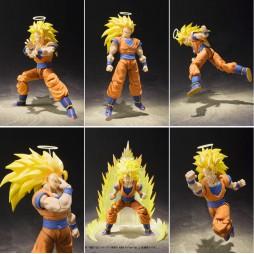S.H. Figuarts Dragon Ball Z: Son Gokou SSJ3 Ver.