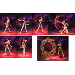 S.H. Figuarts Sailor Moon Super S Sailor Mars Action Figure