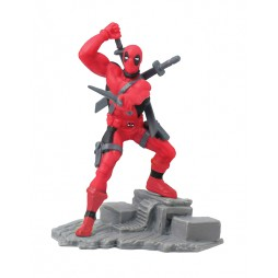 Marvel Comics - Deadpool - Mini Figure Diorama - Deadpool