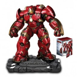 Marvel Comics - Iron Man - Figure Diorama Paper Weight - Iron Man's Hulkbuster