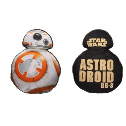 Star Wars - Cuscino - Double Face Shaped - BB 8-Droid