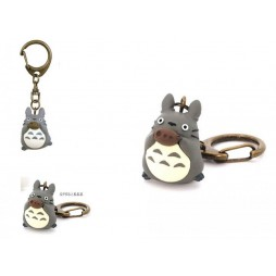 Il mio Vicino Totoro - My Neighbour Totoro - Portachiavi 3D - Keyring - Totoro Ocarina