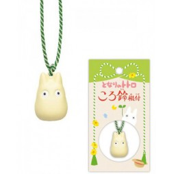 Il mio Vicino Totoro - My Neighbour Totoro - Strap - White Totoro Charm